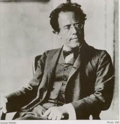 Gustav Mahler Facts