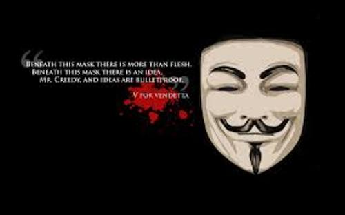 Guy Fawkes Quote