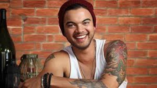 Guy Sebastian tatoos