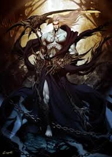 Hades God of Underworld
