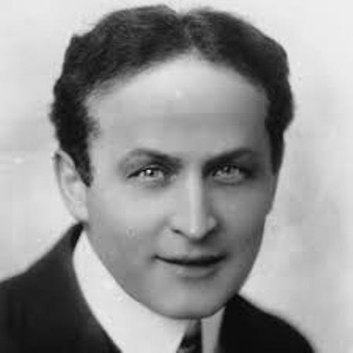 Harry Houdini Pic