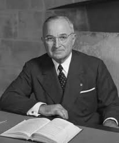 Harry S Truman Pic