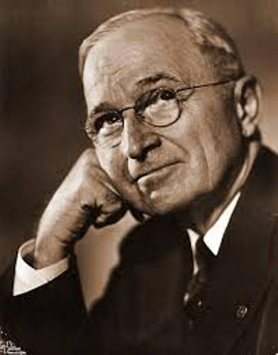 Harry S Truman facts