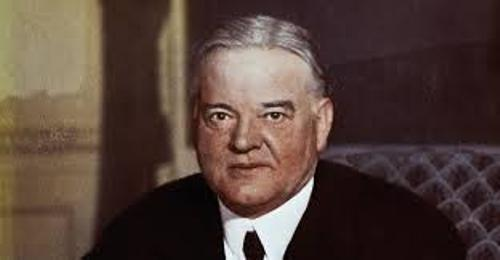 Herbert Hoover facts