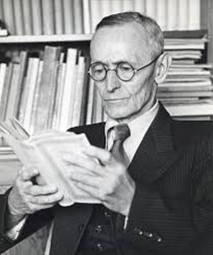 Hermann Hesse Author