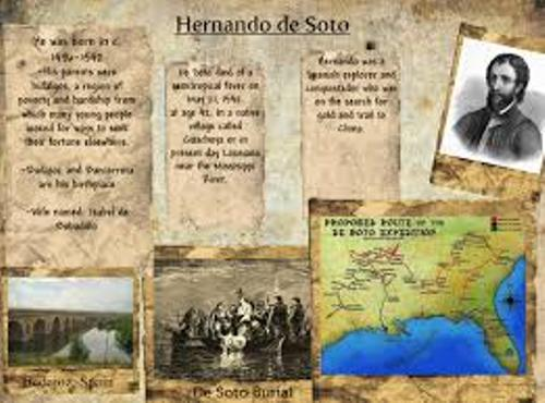 Hernando De Soto Facts