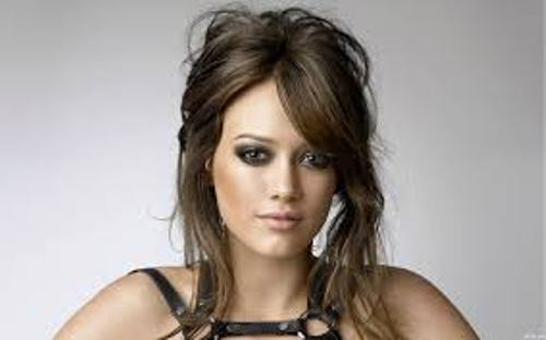 Hilary Duff Facts