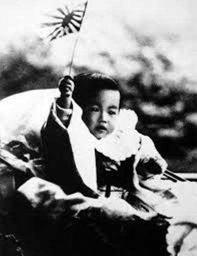 Hirohito Child