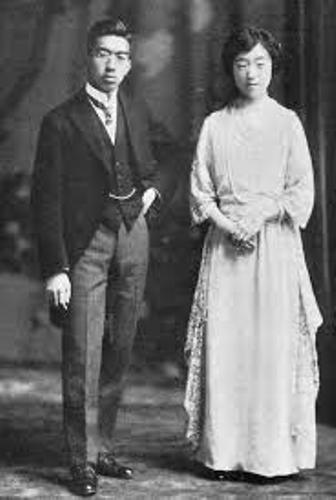 Hirohito and Wife