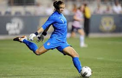 Hope Solo Act