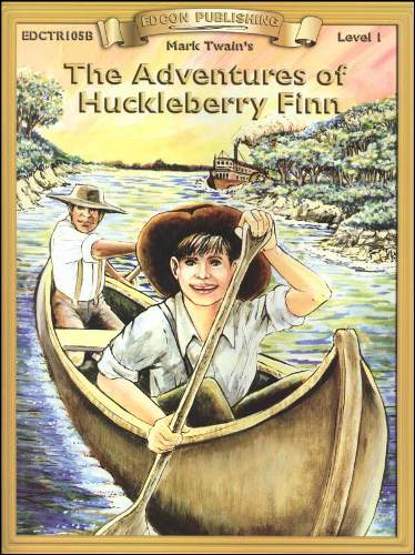 Huckleberry Finn Novel