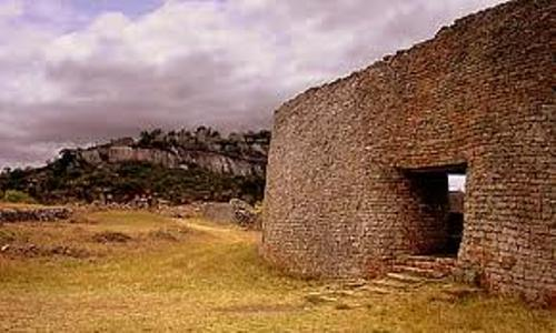 great zimbabwe area