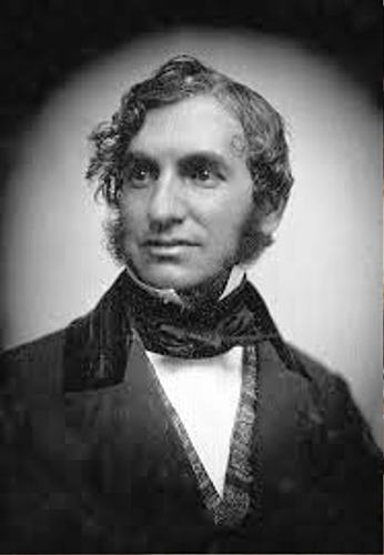 young Henry Wadsworth Longfellow