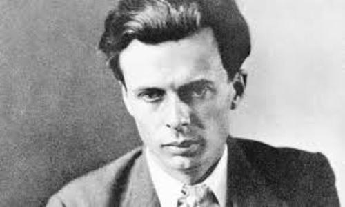 Aldous Huxley facts