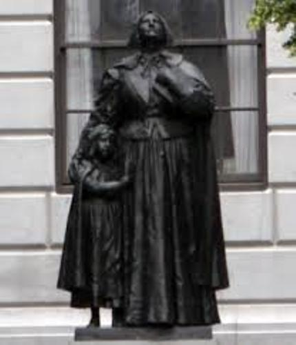 Anne Hutchinson facts