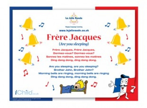 Frere Jacques Facts