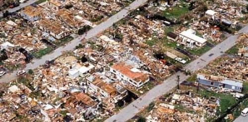 Hurricane Andrew Photos