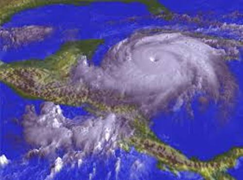 Hurricane Mitch facts