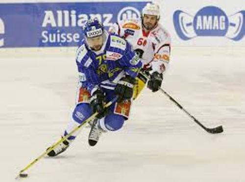 Ice Hockey Action