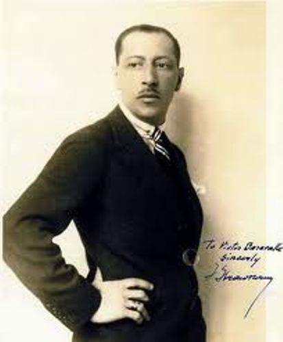 Igor Stravinsky facts