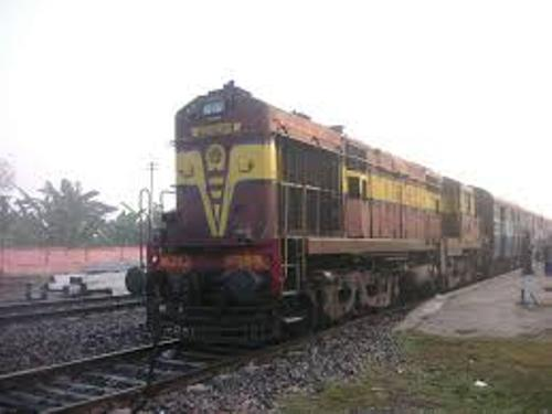 Indian Railway Pic