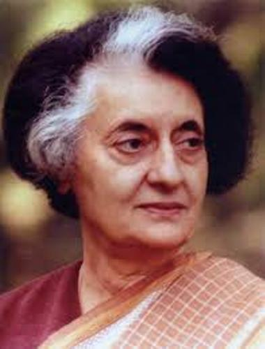 Indira Gandhi Facts