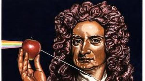 Isaac Newton Apples
