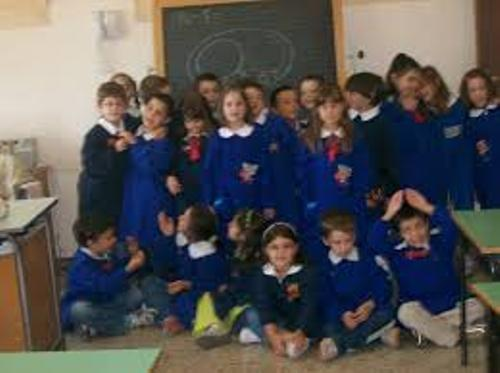Italian School Students