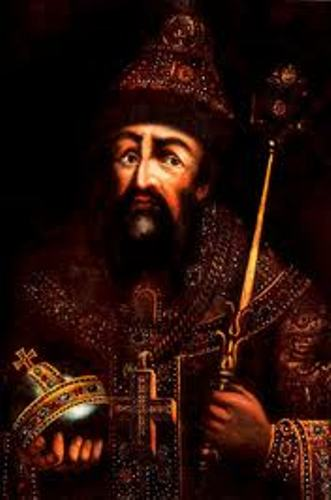 Ivan the Terrible Pic