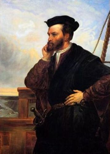 10 Interesting Jacques Cartier Facts - My Interesting Facts | 357 x 500 jpeg 23kB