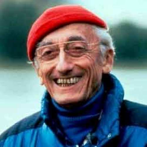 Jacques Cousteau Old