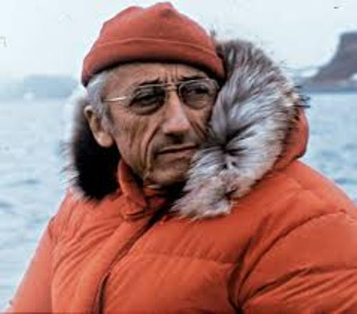 Jacques Cousteau facts