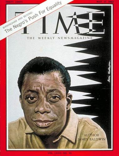 James Baldwin Time