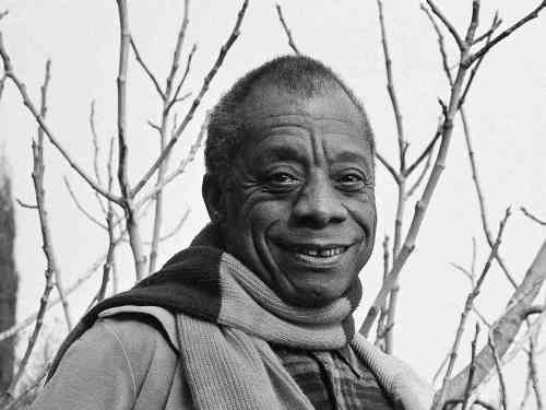 James Baldwin pic