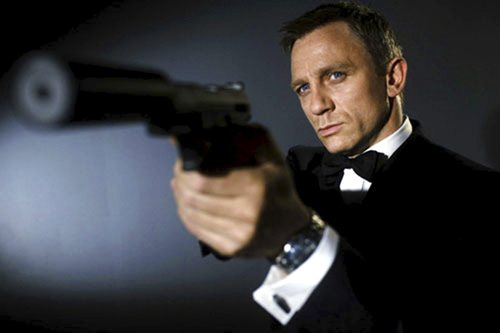 James Bond Craig