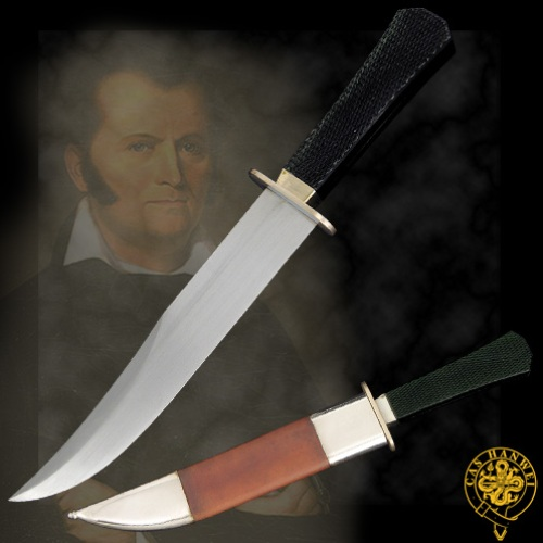 James Bowie Knives