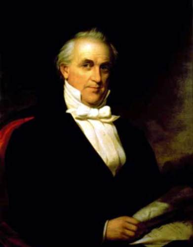 James Buchanan Pic