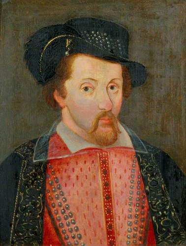 James I facts