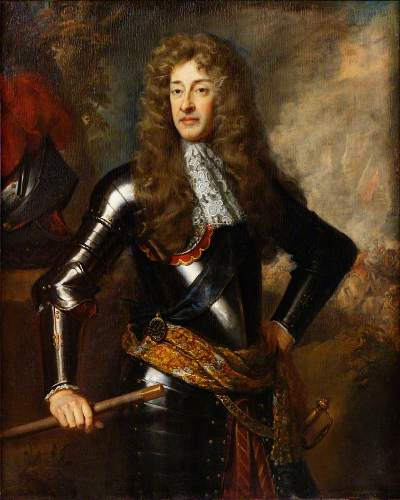 James II Pic