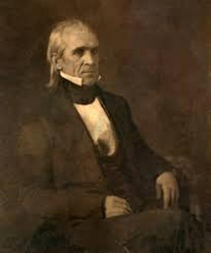 James K Polk Image