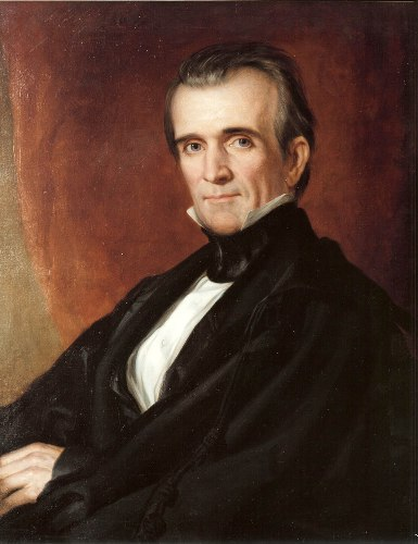 James K Polk Pic