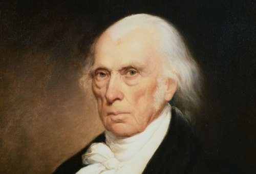 James Madison Pic