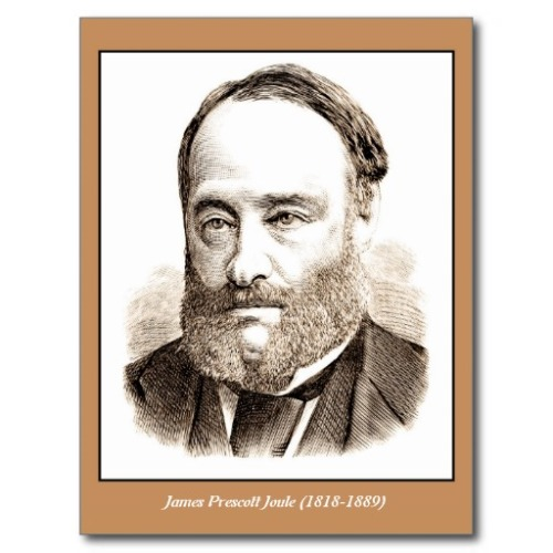 James Prescott Joule Facts