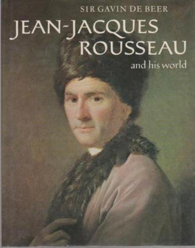 Jean-Jacques Rousseau book