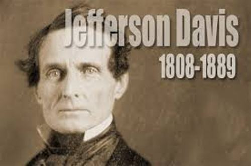 Jefferson Davis facts