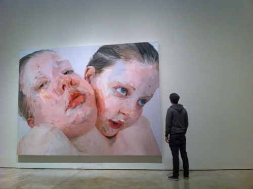 Jenny Saville facts