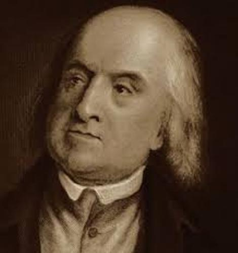 Jeremy Bentham Biography