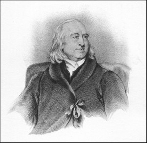 Jeremy Bentham Facts