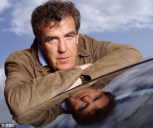 Jeremy Clarkson Facts