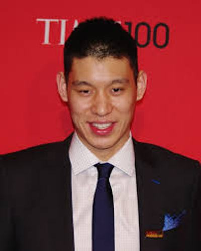 Jeremy Lin In Suit